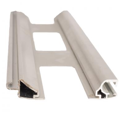 Lamelă Aluminiu Extrudată 78mm Lamele si Lamele Terminale LAE 78 XX Bestal