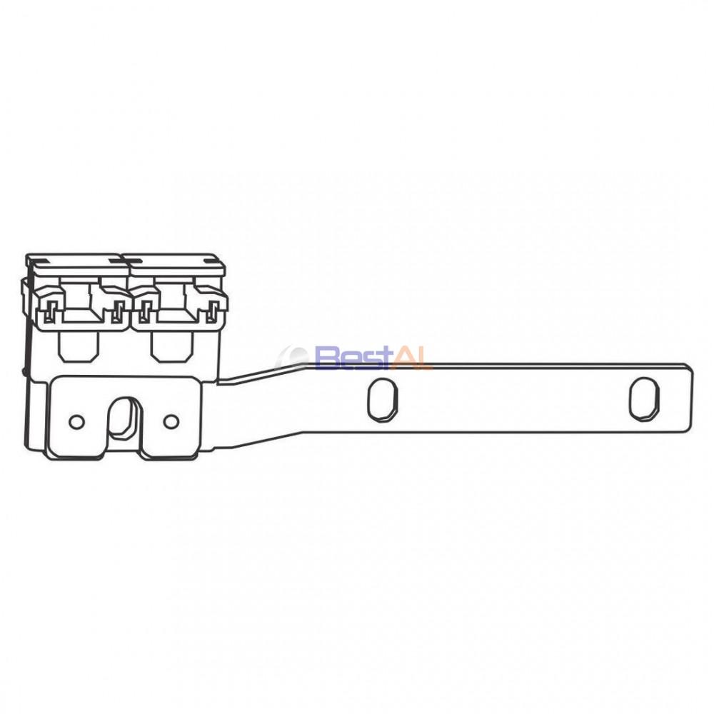 Cap Tragere Curea Sina & Accesorii Draperii Electrice DS 157-21 Bestal