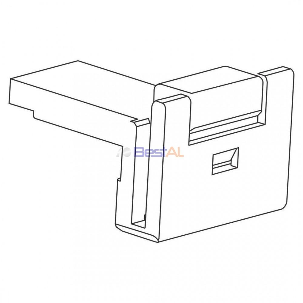 Clips Curea Sina & Accesorii Draperii Electrice DS 157-10 Bestal