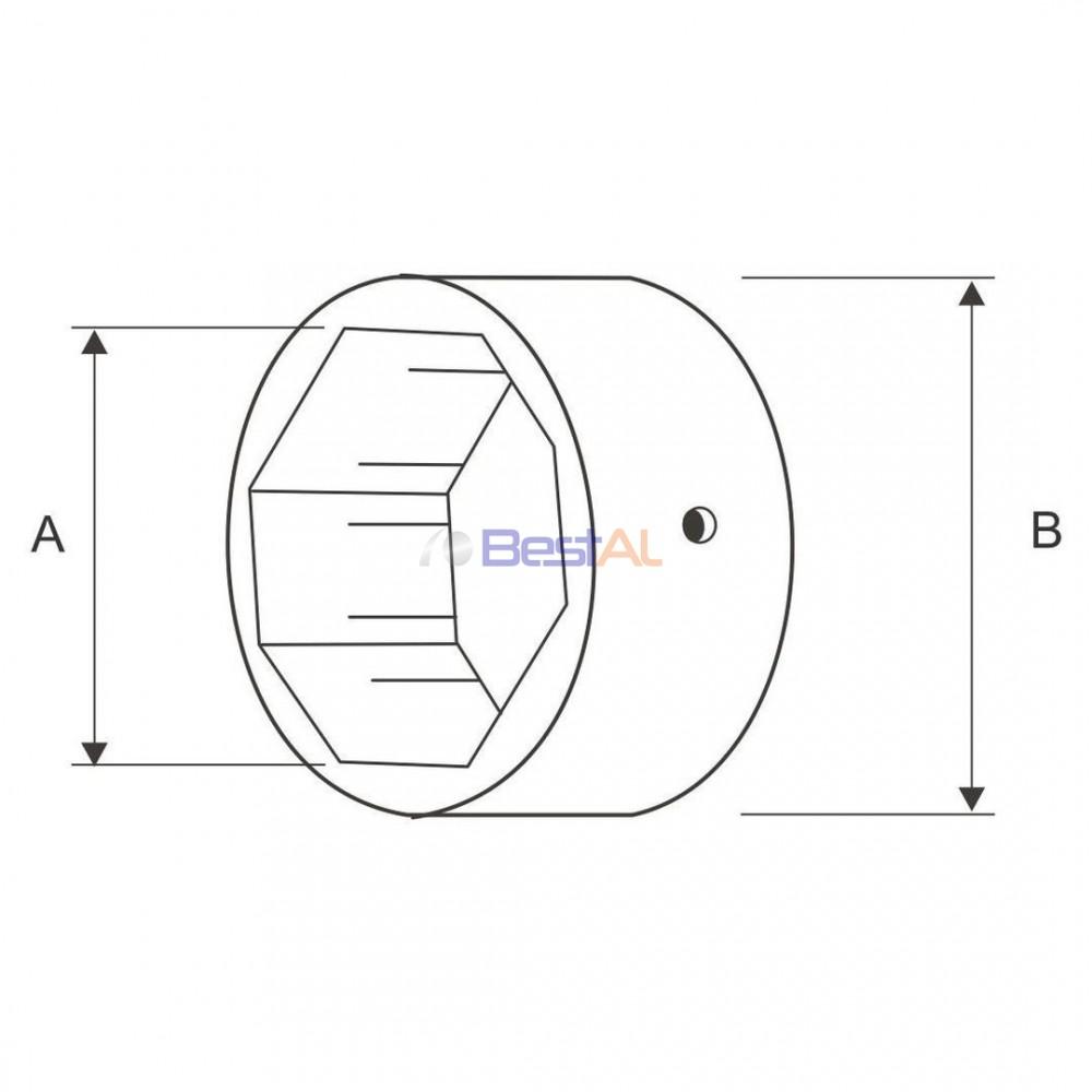 Inel Plastic Axuri & Accesorii IP 60/ IP 70 Bestal
