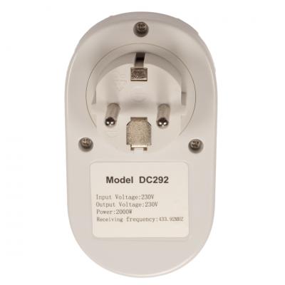 Priză Telecomandată DC292 Receptoare DC 292 Bestal