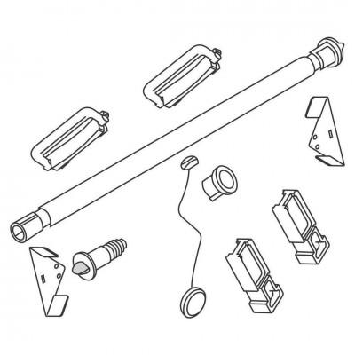 Kit Plasă Încorporată Rulou Aplicat Componente Rulouri cu Plasa ACPF Bestal